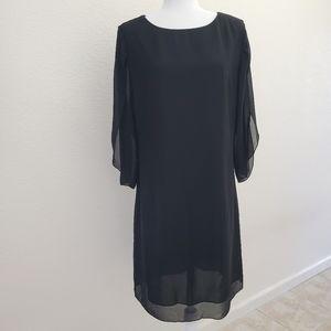 Grace Karin Loose Chiffon Elegant Dress Large
